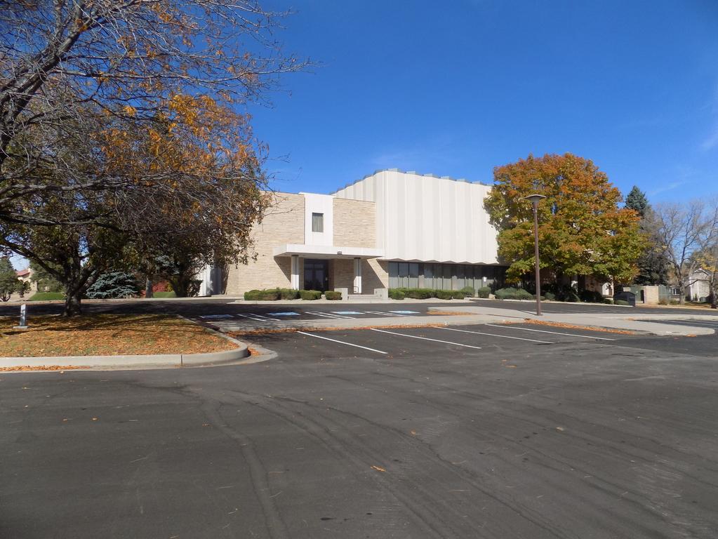 Event Center In Colorado Springs Venue Details